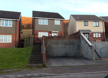 Thumbnail 3 bed detached house to rent in Oak Road, Blaina, Abertillery