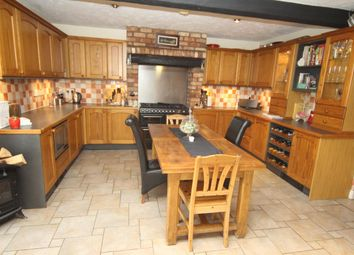 Thumbnail 5 bed detached house for sale in Sketchley Road, Burbage, Hinckley