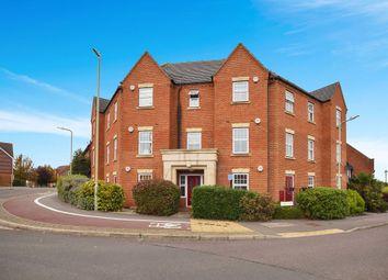 Thumbnail 2 bed flat for sale in Kirk View, Singleton, Ashford
