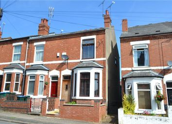 Thumbnail 3 bed end terrace house for sale in Newcombe Road, Coventry, West Midlands