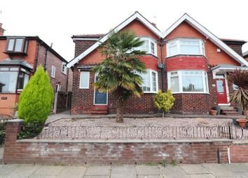 Thumbnail 3 bed semi-detached house for sale in Carisbrook Drive, Swinton, Manchester