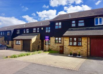 Thumbnail 3 bed terraced house for sale in Heritage Drive, Gillingham