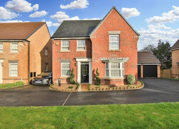 4 bed detached house for sale in Ty'n-Y-Gollen Court, St. Mellons, Cardiff CF3