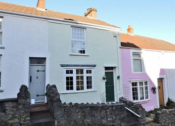 Thumbnail 2 bed terraced house for sale in Tichbourne Street, Mumbles, Swansea