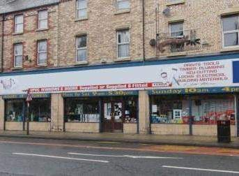 Thumbnail Retail premises for sale in Liverpool L4, UK