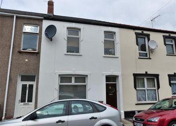 Thumbnail 2 bedroom terraced house for sale in Oakley Street, Newport