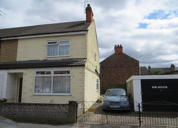 Thumbnail 3 bedroom end terrace house for sale in Mons Street, Hull