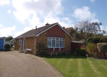 Thumbnail Detached bungalow for sale in Short Brow Close, Eastbourne