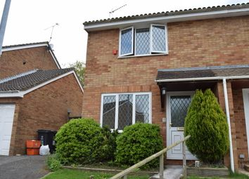 Thumbnail 2 bedroom semi-detached house to rent in Meares Drive, Shaw, Swindon