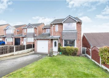 Thumbnail 4 bed detached house for sale in Medina Way, Barugh Green