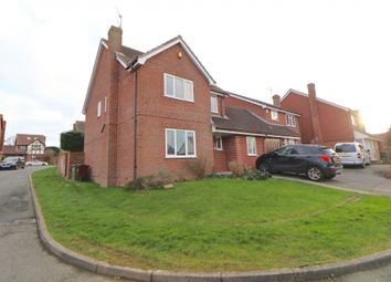 Thumbnail 5 bed detached house for sale in Cleveland Close, Eastbourne, East Sussex