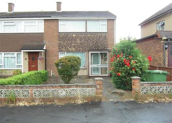Thumbnail 3 bed end terrace house to rent in Moreton Close, Cheshunt, Waltham Cross, Hertfordshire