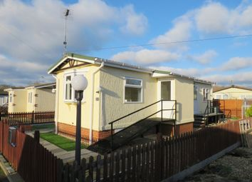 Thumbnail 1 bed mobile/park home for sale in Oundle Road, Weldon, Corby