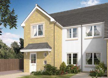 Thumbnail 3 bedroom villa for sale in Strathearn Park, Bridge Of Earn, Perthshire