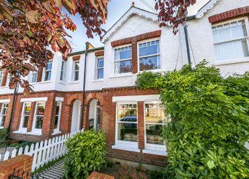 Thumbnail 5 bed terraced house for sale in Blackmores Grove, Teddington
