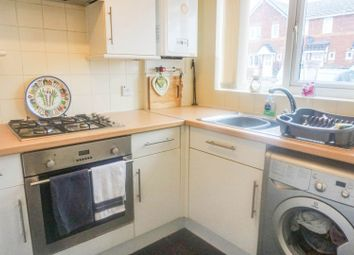 Thumbnail 2 bed town house for sale in Acorn Lane, Hengoed