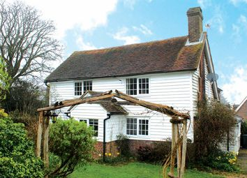 Thumbnail 4 bed detached house for sale in Fortunes, Turners Green Road, Sparrows Green, East Sussex