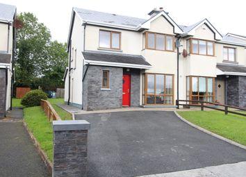 Thumbnail 3 bed semi-detached house for sale in 3 Bothar Fergus, Dun Ri, Carrick-On-Shannon, Leitrim