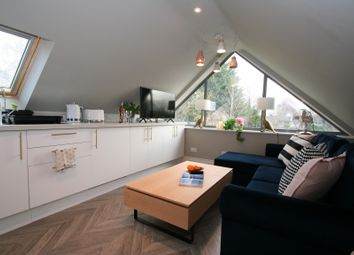 Thumbnail 1 bedroom flat to rent in Reading Road, Wallingford
