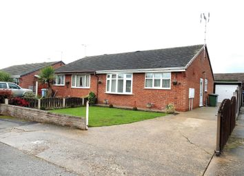 Thumbnail 2 bed semi-detached bungalow for sale in Ribblesdale, Worksop