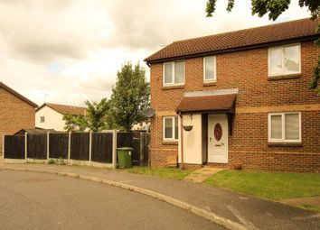 Thumbnail 1 bed end terrace house to rent in Fletcher Drive, Wickford