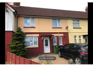 Thumbnail 2 bed terraced house to rent in Hiles Road, Cardiff