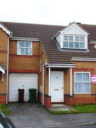 Thumbnail 3 bed town house to rent in Lavender Way, Scunthorpe