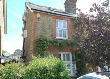Thumbnail 3 bed semi-detached house for sale in Harvest Road, Englefield Green, Surrey