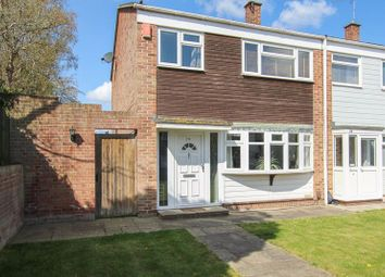 Thumbnail 3 bed end terrace house for sale in Woodfield, Wickford