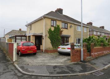 Thumbnail 3 bed semi-detached house for sale in Brown Avenue, Llanelli