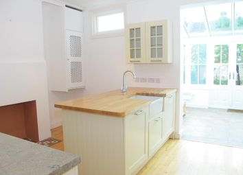 Thumbnail 3 bed terraced house to rent in Prince George Avenue, Raynes Park