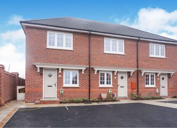 Thumbnail 2 bed end terrace house for sale in 1 Fountains Close, Wakefield