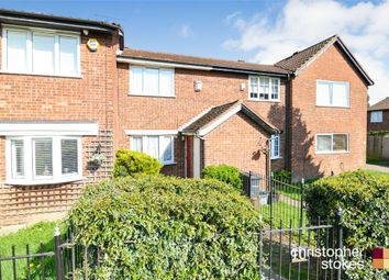 Thumbnail 2 bed terraced house for sale in Bushbarns, Cheshunt, Waltham Cross, Hertfordshire