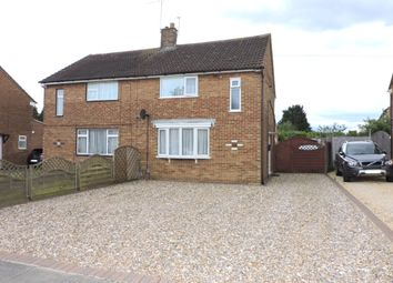 Thumbnail 3 bed semi-detached house for sale in Lalleford Road, Luton