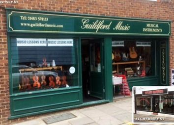 Thumbnail Retail premises for sale in 28-30 Chertsey Street, Guildford Surrey