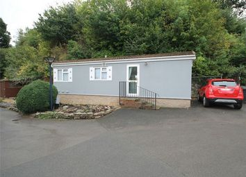 Thumbnail 1 bedroom mobile/park home for sale in Cleeve Wood Park, Cleeve Wood Road, Downend, Bristol