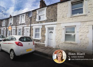 Thumbnail 2 bedroom semi-detached house for sale in Sanquhar Street, Cardiff