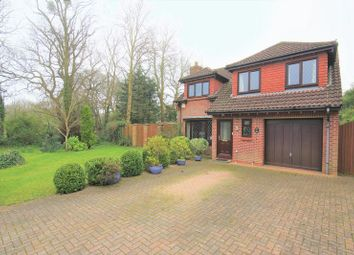 Thumbnail 3 bed detached house for sale in Langley Lodge Gardens, Blackfield, Southampton