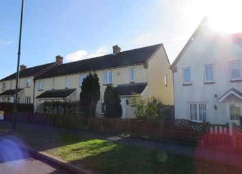 Thumbnail 2 bedroom end terrace house for sale in School Lane, Lower Cambourne, Cambridge