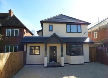 Thumbnail 4 bedroom detached house for sale in Bromsgrove Road, Hunnington, Halesowen, Worcestershire