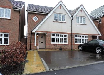 Thumbnail 3 bed semi-detached house for sale in Panama Drive, Atherstone