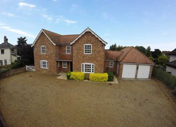 Thumbnail 4 bed detached house for sale in Fenule House, Woodbridge Road, Tunstall