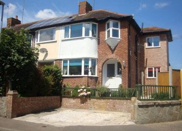 Thumbnail 3 bedroom semi-detached house to rent in Englands Lane, Gorleston, Great Yarmouth