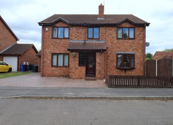 Thumbnail 4 bed detached house for sale in Mill Lane, Adwick-Le-Street, Doncaster, South Yorkshire