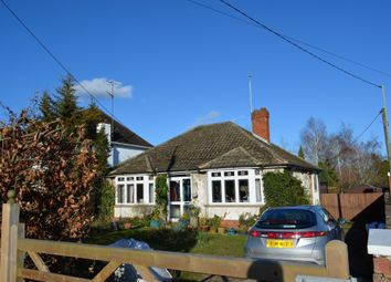 Thumbnail 2 bed detached bungalow for sale in Oatlands Road, Shinfield, Reading
