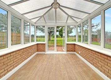 Thumbnail 2 bed semi-detached bungalow for sale in Burgess Way, Brooke, Norwich, Norfolk