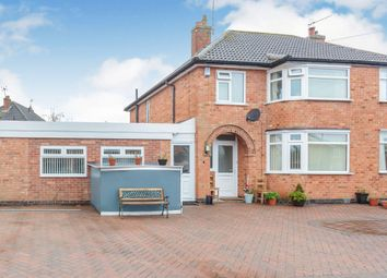 4 bed semi-detached house for sale in Mayfield Drive, Wigston LE18