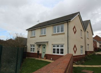 Thumbnail 3 bed detached house for sale in Currane Road, Nuneaton