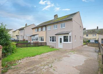 Thumbnail 3 bed semi-detached house for sale in The Oval, Whitehaven