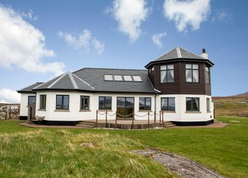 Thumbnail 3 bedroom detached house for sale in The Turret House, Isle Of Lewis